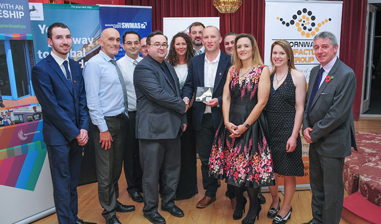 Polymermedics – Winners of Environmental & Community Project of the Year